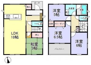 荒田1丁目新築建売【3号棟】