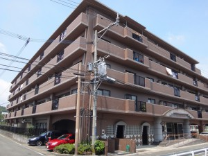 八景水谷パークマンション 5階 3LDK