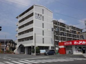 水前寺北スカイマンション 3階 ワンルーム