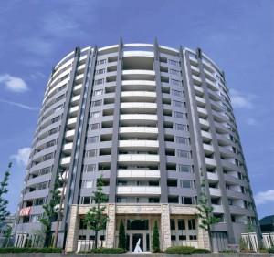 エイルマンション新屋敷 15階 3LDK