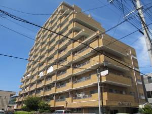 グランピアリバーサイド 12階 4LDK角住戸