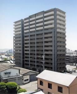エイルマンション熊本駅東マークウエスト 10階 3LDK