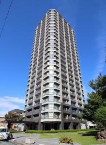 D`グラフォート熊本タワー 8F 角部屋 2LDK