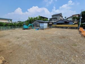 熊本市北区室園町 土地