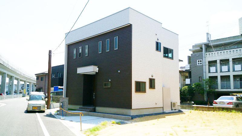 上野新築戸建