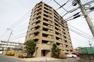 サーパス西大道(最上階)