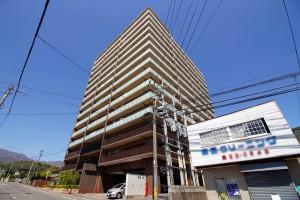 エイルマンション別府石垣 13階